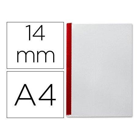 Tapa de Encuadernación Plastico Leitz DIN A4 Burdeos 106/140 hojas