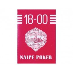 Baraja Poker Ingles y Bridge Nº18-00 marca Fournier