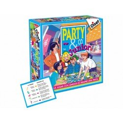 Juego de mesa Party and Co Junior