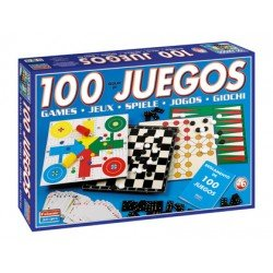 100 juegos reunidos Falomir Juegos