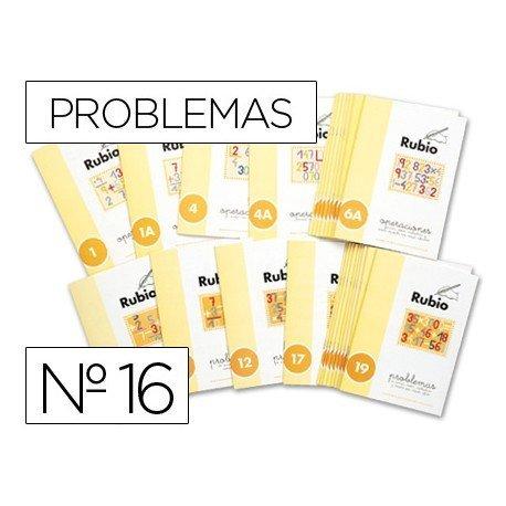 Cuaderno rubio problemas nº 16
