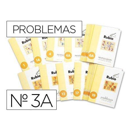 Cuaderno rubio problemas nº 3A