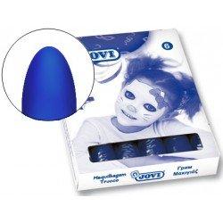 Barra maquillaje Jovi color azul oscuro