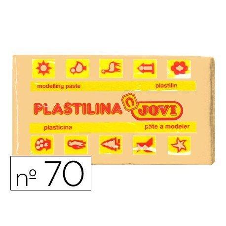Plastilina Jovi color carne pequeña