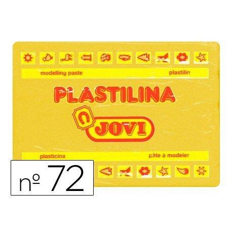 Plastilina Jovi color Amarillo oscuro grande