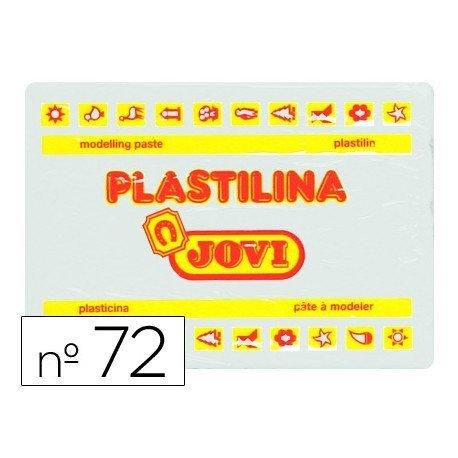 Plastilina Jovi color Blanco grande