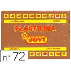Plastilina Jovi color marron grande