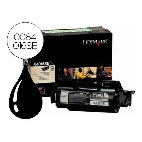 Toner Lexmark 0069G8256 color Negro
