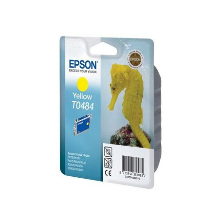 Cartucho Epson T048440 color amarillo