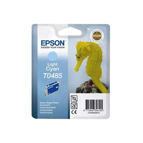 Cartucho Epson T048540 color cian