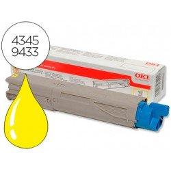 Tóner Oki (43459433) Amarillo C3300 C3400 C3450