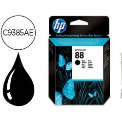 Cartucho HP 88 color negro C9385AE