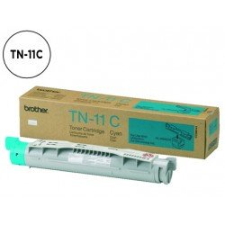 Toner Brother TN-11C color Cian