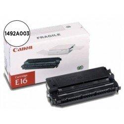 Cartucho Canon 1492A003 Nº E‑16 Negro