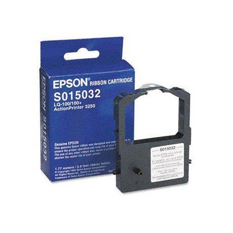 Cinta Epson impresora LQ-100 negro
