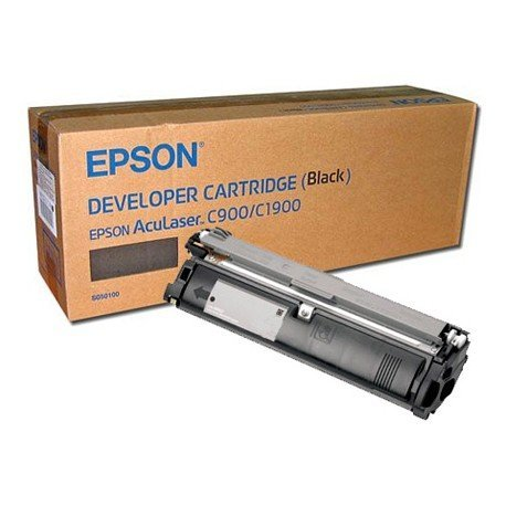 Toner Epson (S050100) negro C900 C1900