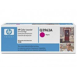 Toner HP 122A Q3963A color Magenta