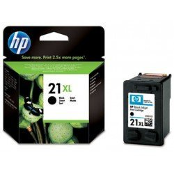 Cartucho HP 21XL color Negro C9351CE