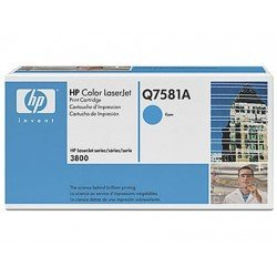 Toner HP 503A Q7581A color Cian
