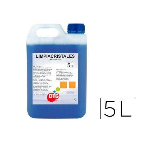 Limpiacristales marca Mapelor 5 litros