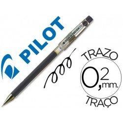 Boligrafo marca Pilot punta aguja g-tec-c4 negro