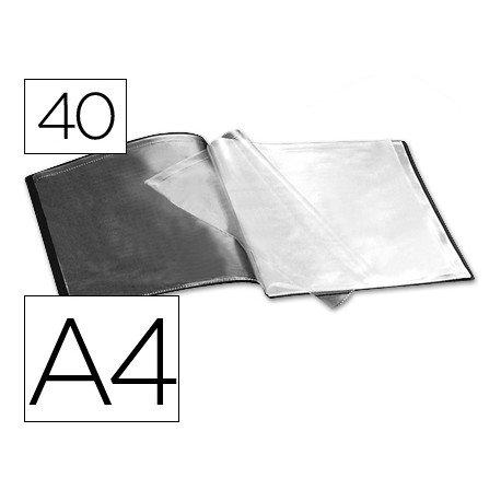 Carpeta escaparate con 40 fundas Beautone