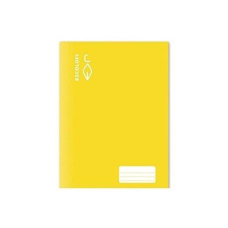 Libreta Escolofi grapada Tapa Fina 32 hojas 70gr Din A4 Cuadrícula Pautada 4 Margen Amarilla. Escolofi 131071503 - Bajo pedido-