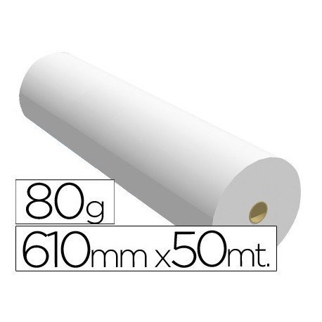 Papel reprografia Plotter Sprintjet de 80 g/m2
