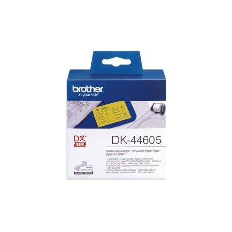 Etiquetas para impresora Brother DK-44605