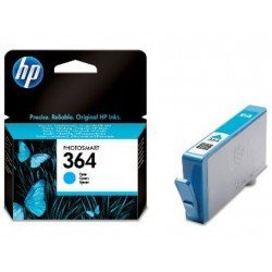 Cartucho HP 364 color Cian CB318EE