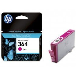 Cartucho HP 364 color Magenta CB319EE