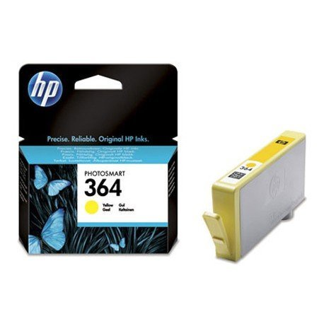 Cartucho HP 364 color Amarillo CB320EE