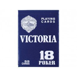Baraja Poker ingles y Bridge Modelo 18/55 marca Fournier