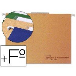 Carpeta colgante marca Gio folio prolongado