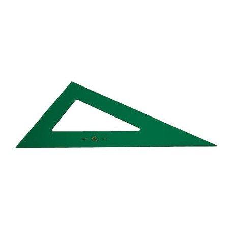 Cartabon faber 21 cm plastico verde