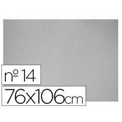 Carton gris marca Liderpapel Nº 14