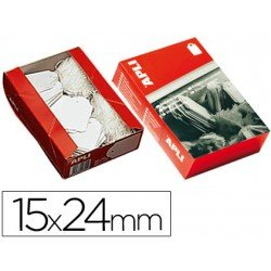 Etiquetas colgantes marca Apli 388 15 x 24 mm