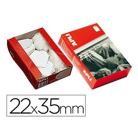 Etiquetas colgantes marca Apli 390 22 x 35 mm