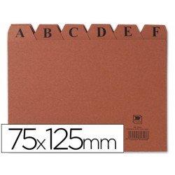 Indice fichero marca Liderpapel N2 carton