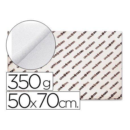 Papel acuarela Guarro 50x70 cm gramaje 350 g/m2