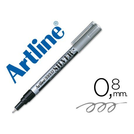 Rotulador metalico Artline 999