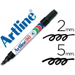 Rotulador permanente Artline 90