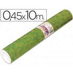 Aironfix Rollo Adhesivo 45cm x 20mt Especial Ante Verde Oscuro 100 MC