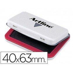Tampon marca Artline Nº 00 rojo