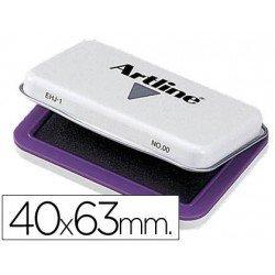 Tampon marca Artline Nº 00 violeta