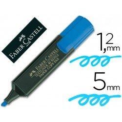 Rotulador Faber-Castell Color azul