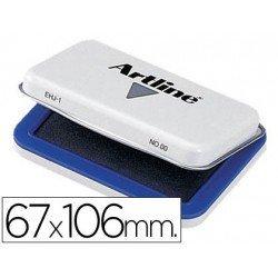 Tampon marca Artline Nº 1 azul