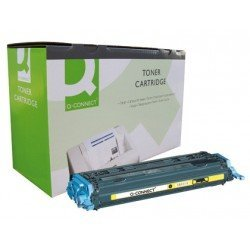 Toner compatible HP Q6002A amarillo