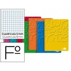 Bloc marca Liderpapel folio Write cuadricula 5 mm