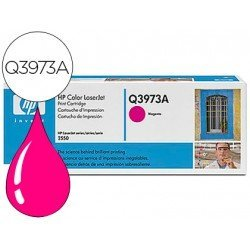 Toner HP 123A Q3973A color Magenta